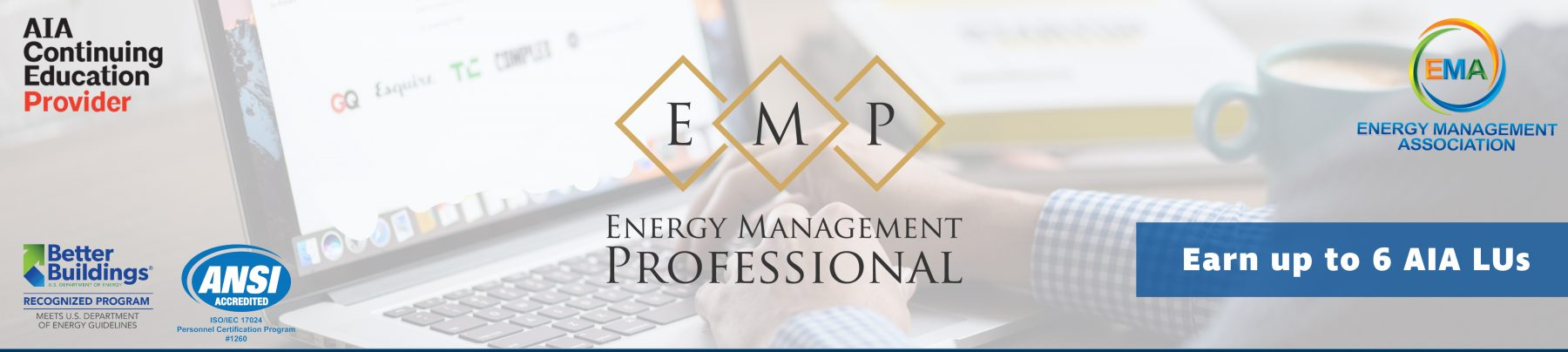 energy management professional certification