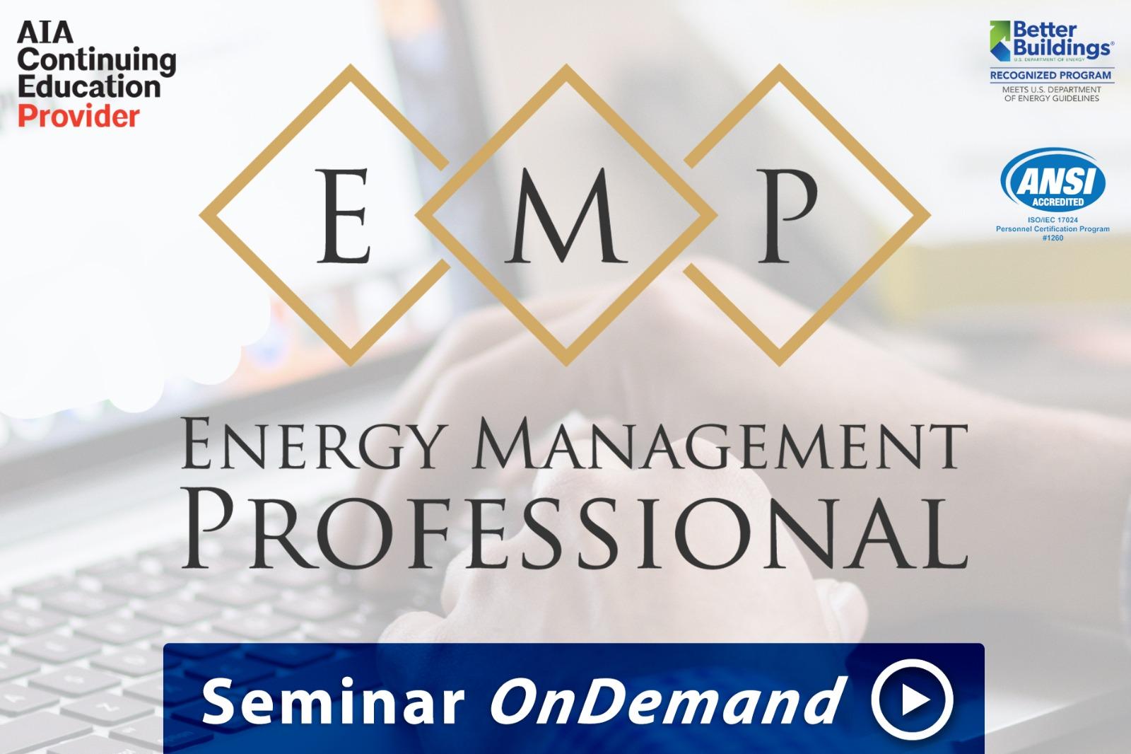 EMP Seminar OnDemand
